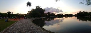 Parque Lago de regatas