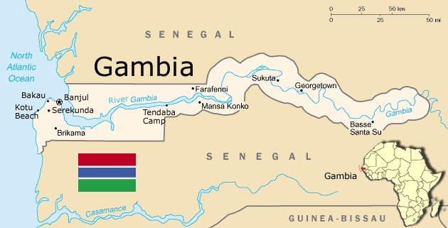 The Gambia Travellovin