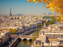 Paris-Aerial-view-of-paris